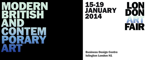 London Art Fair 2014