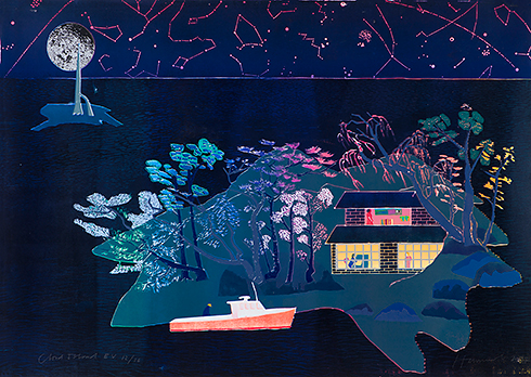 Tom Hammick - Deep North