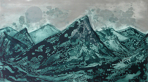 Buchaille Etive Mor - At Dusk